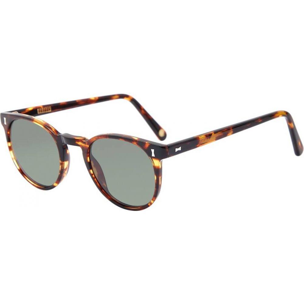 キューピッツ Cubitts メンズ メガネ・サングラス 【Herbrand Sunglasses】Turtle