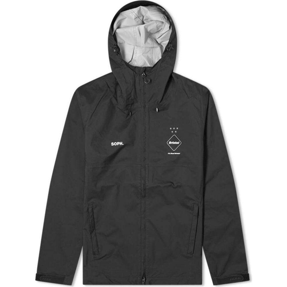 エフシーレアルブリストル F.C. Real Bristol メンズ レインコート アウター【Rain Jacket】Black