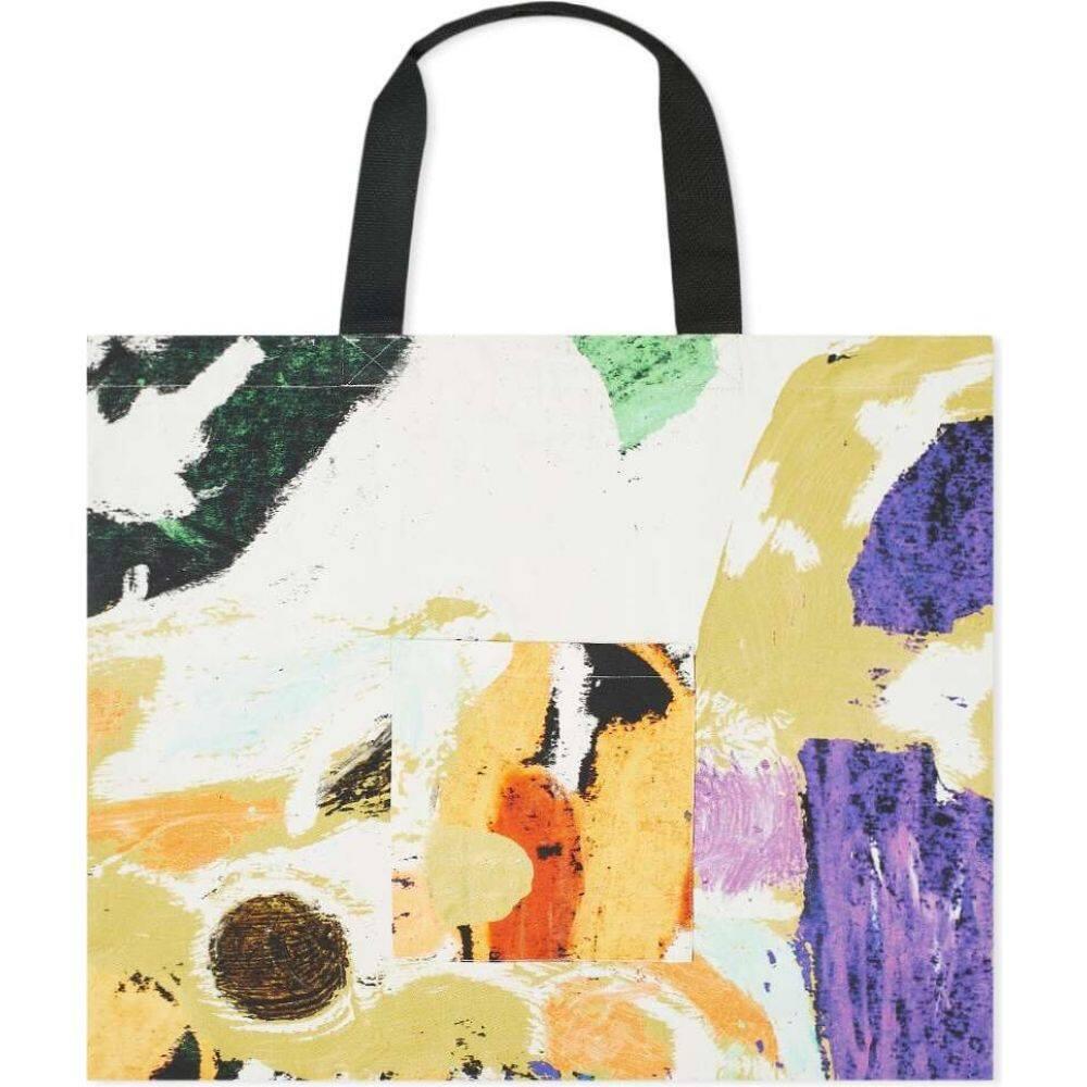 フォーク Folk メンズ トートバッグ バッグ【x Alfie Kungu Tote Bag】Marigold/Flare Print
