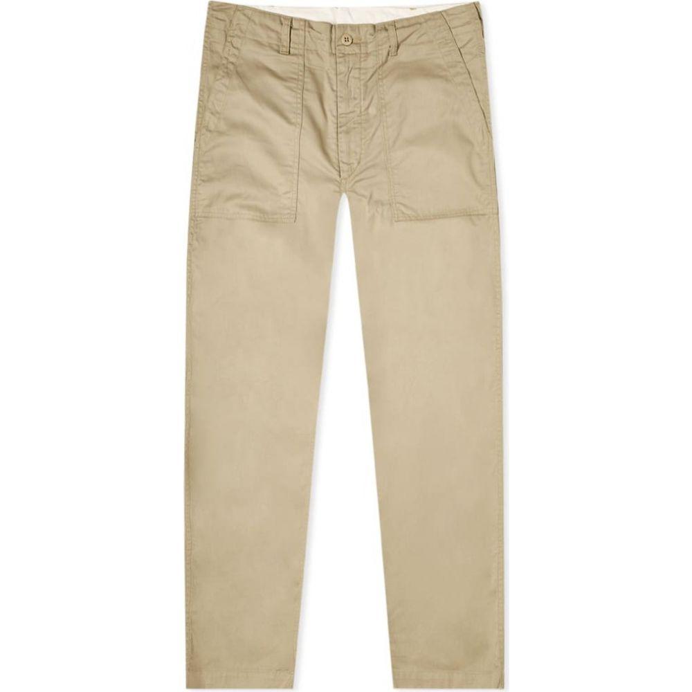 エンジニアードガーメンツ Engineered Garments メンズ ボトムス・パンツ 【Twill Fatigue Pant】Khaki