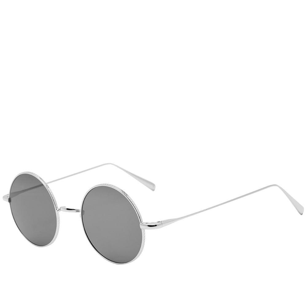 キューピッツ Cubitts メンズ メガネ・サングラス 【Guilford Sunglasses】Silver