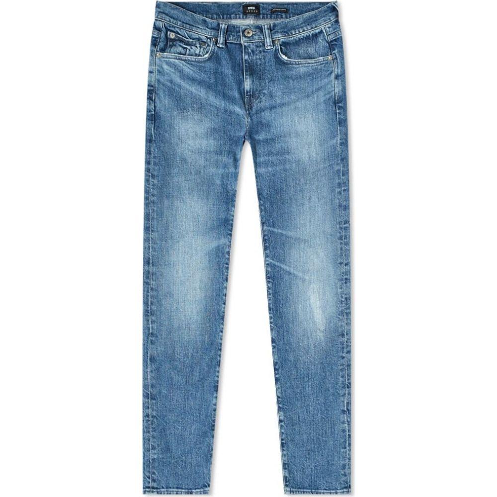 エドウィン Edwin メンズ ジーンズ・デニム ボトムス・パンツ【ED-80 Slim Tapered Jean】Tamiko Wash