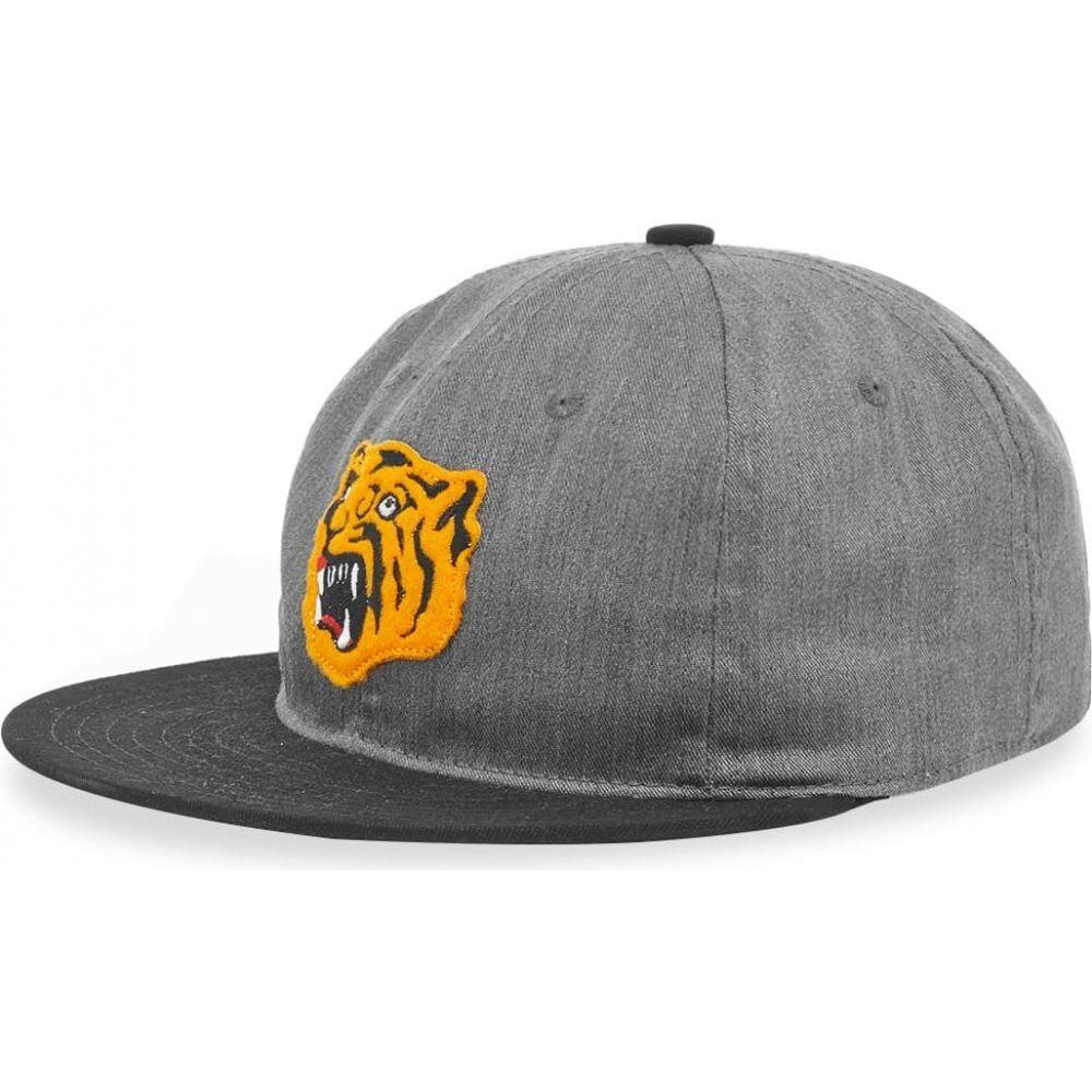 エベッツフィールドフランネルズ Ebbets Field Flannels メンズ 帽子 【Osaka Tigers 1940 Cotton Cap】Grey