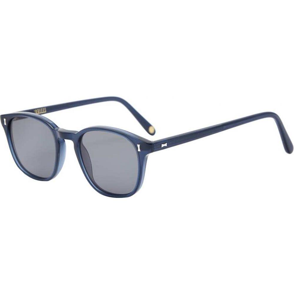 キューピッツ Cubitts メンズ メガネ・サングラス 【Carnegie Sunglasses】Blue