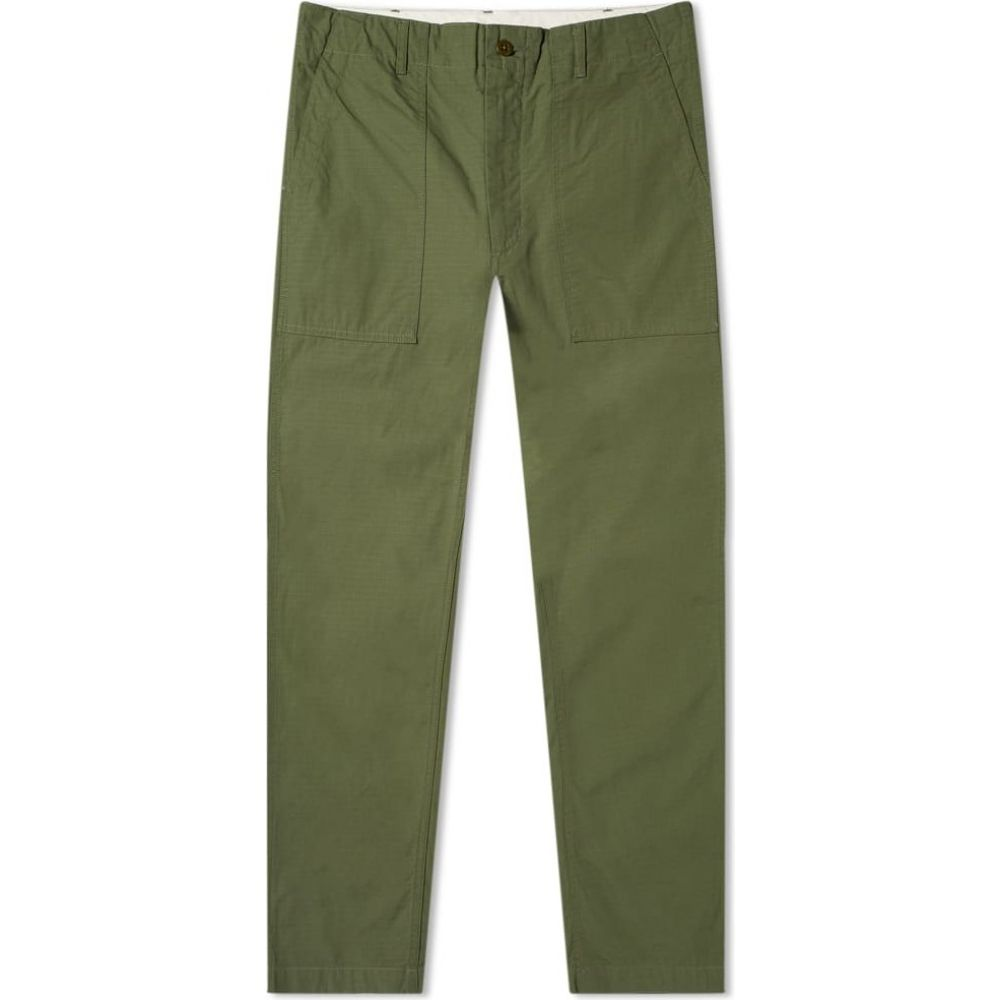 エンジニアードガーメンツ Engineered Garments メンズ ボトムス・パンツ 【Ripstop Fatigue Pant】Olive