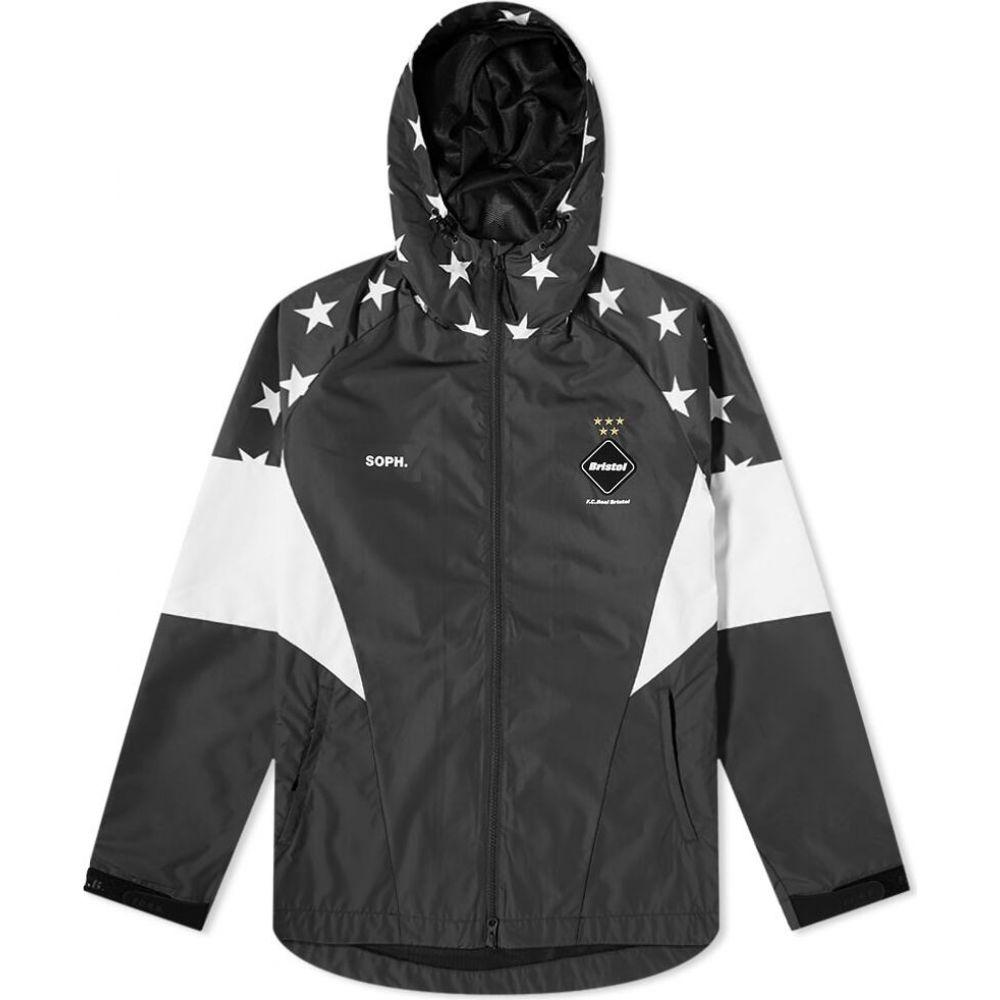 エフシーレアルブリストル F.C. Real Bristol メンズ ジャケット アウター【x Coca-Cola Multi Pattern Jacket】Black