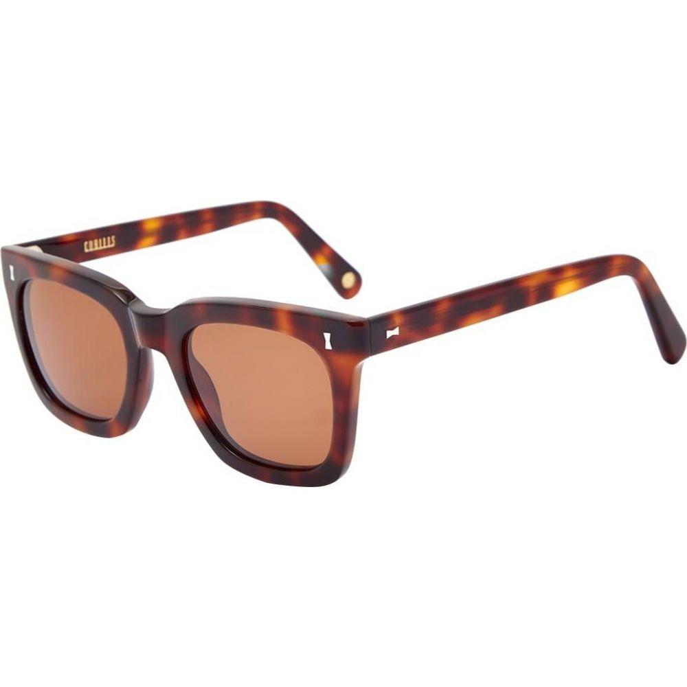 キューピッツ Cubitts メンズ メガネ・サングラス 【Judd Sunglasses】Dark Turtle