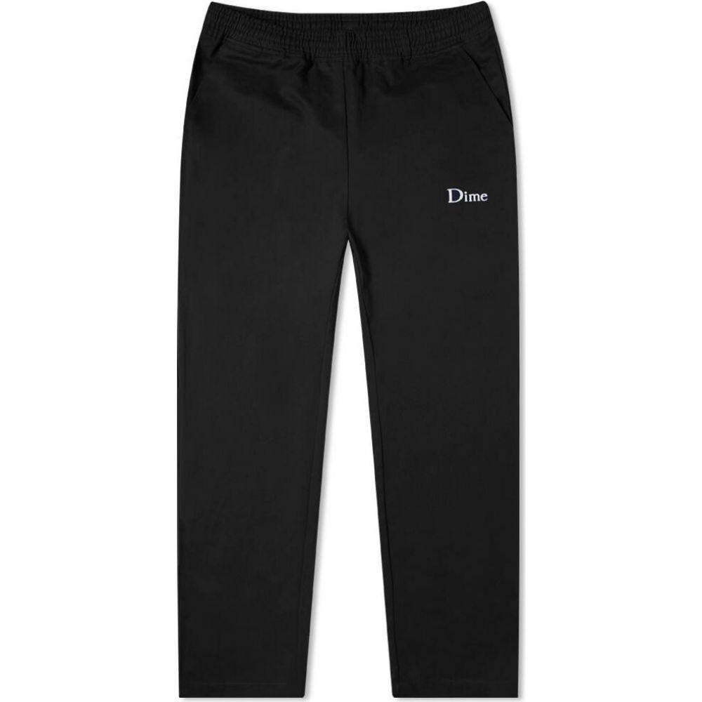 ダイム Dime メンズ ボトムス・パンツ 【Twill Pant】Black