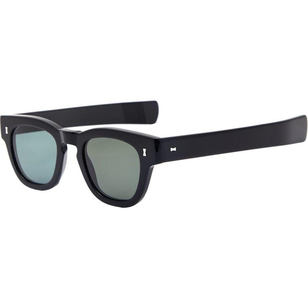 キューピッツ Cubitts メンズ メガネ・サングラス 【Cruikshank Sunglasses】Black