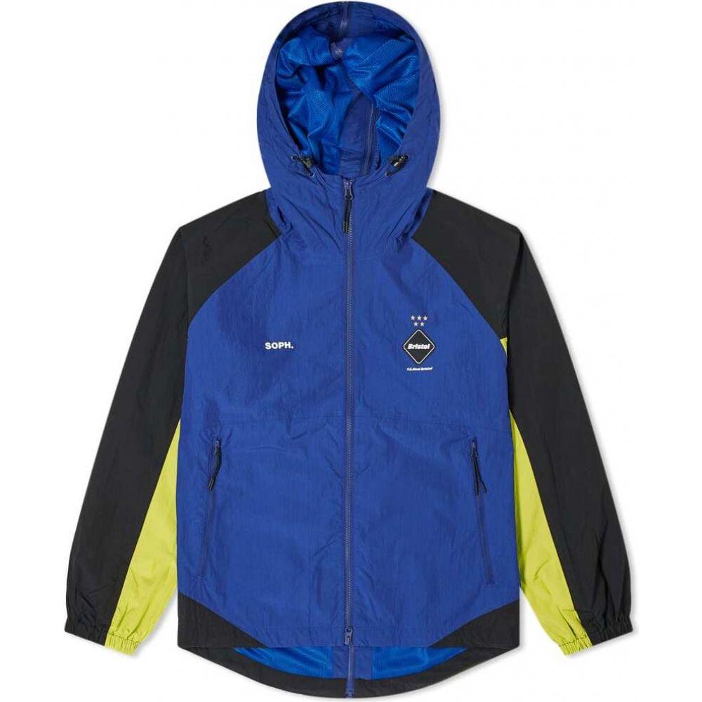 エフシーレアルブリストル F.C. Real Bristol メンズ ジャケット アウター【Separate Wide Jacket】Blue