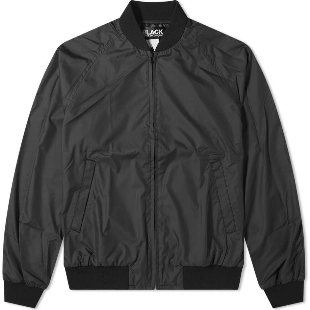 コムデギャルソン Comme des Garcons Black メンズ ブルゾン ミリタリージャケット アウター【x Nike Polyester Taffeta Bomber Jacket】Black