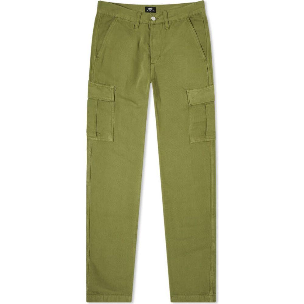 エドウィン Edwin メンズ ボトムス・パンツ 【45 Combat Pant】Military Green