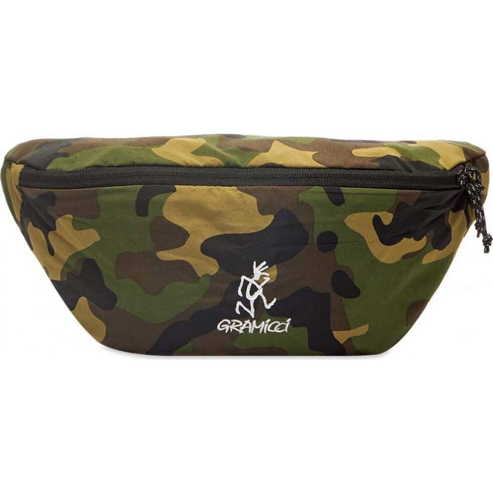 グラミチ Gramicci メンズ ショルダーバッグ バッグ【Body Bag】Camo