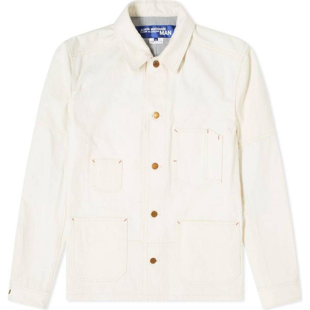 ジュンヤ ワタナベ Junya Watanabe MAN メンズ ジャケット ワークジャケット アウター【Canvas Work Jacket】Natural