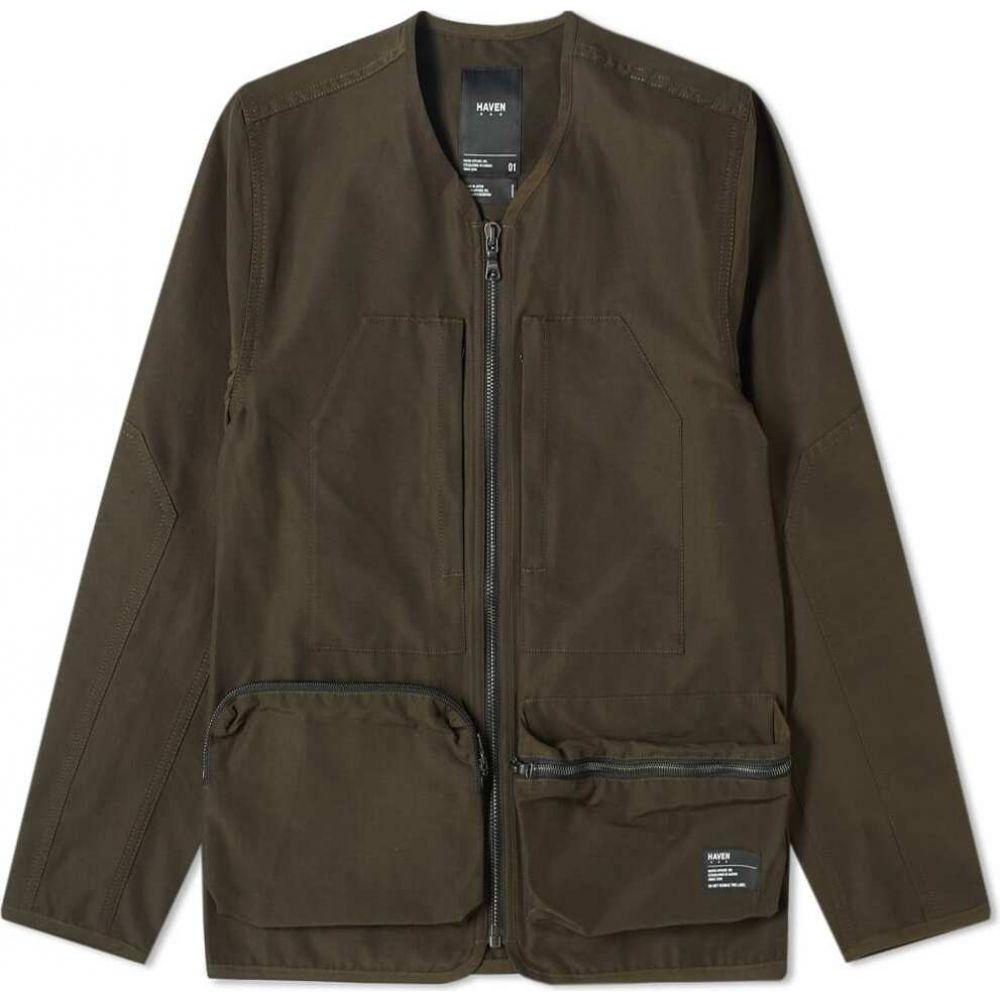 ヘブン HAVEN メンズ ジャケット アウター【Tactical Liner Jacket】Olive