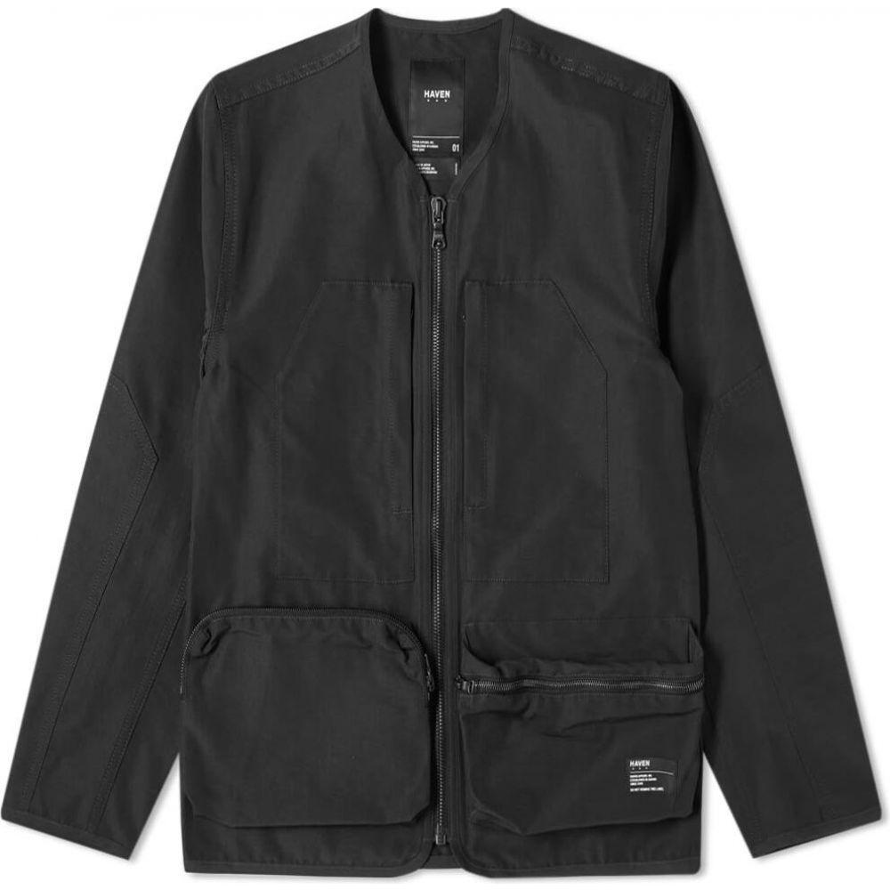 ヘブン HAVEN メンズ ジャケット アウター【Tactical Liner Jacket】Black