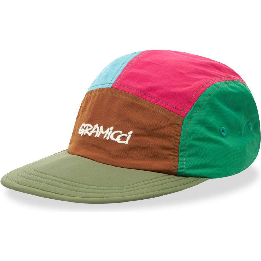 グラミチ Gramicci メンズ キャップ 5パネルキャップ 帽子【Shell Jet Cap】Crazy