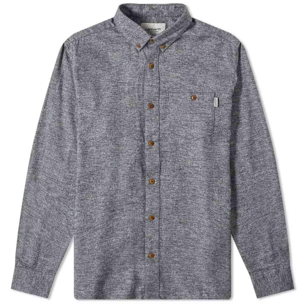 カーハート Carhartt WIP メンズ シャツ トップス【carhartt cram shirt】Dark Navy
