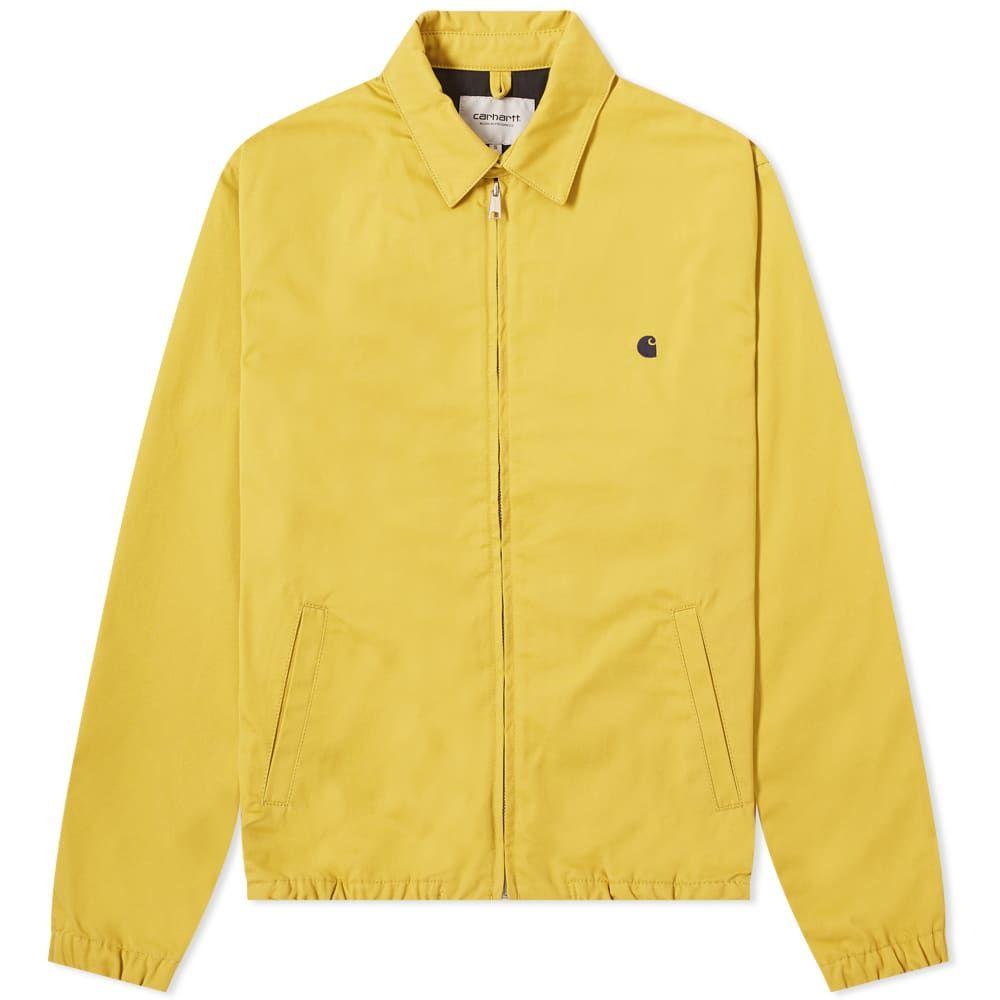 カーハート Carhartt WIP メンズ ジャケット アウター【carhartt madison jacket】Colza/Dark Navy