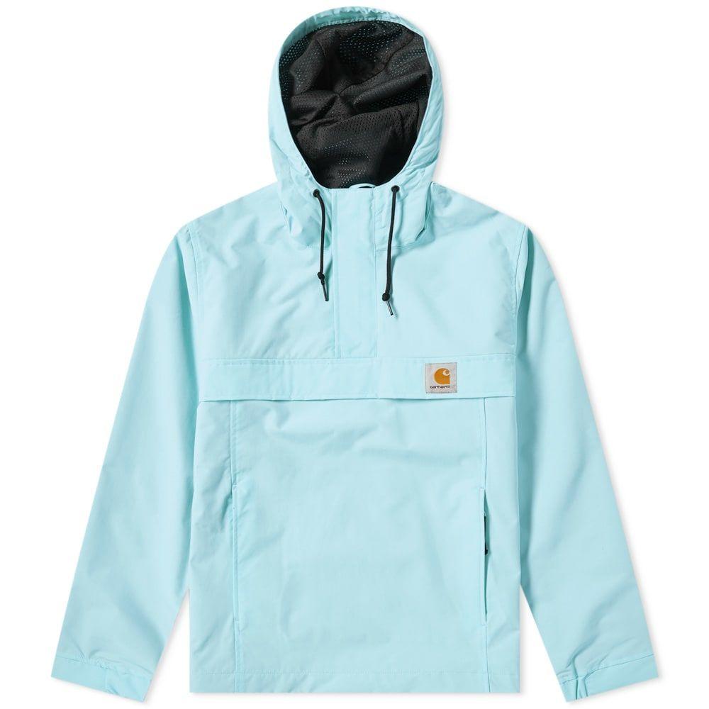 カーハート Carhartt WIP メンズ ジャケット アウター【carhartt nimbus pullover jacket】Soft Aloe