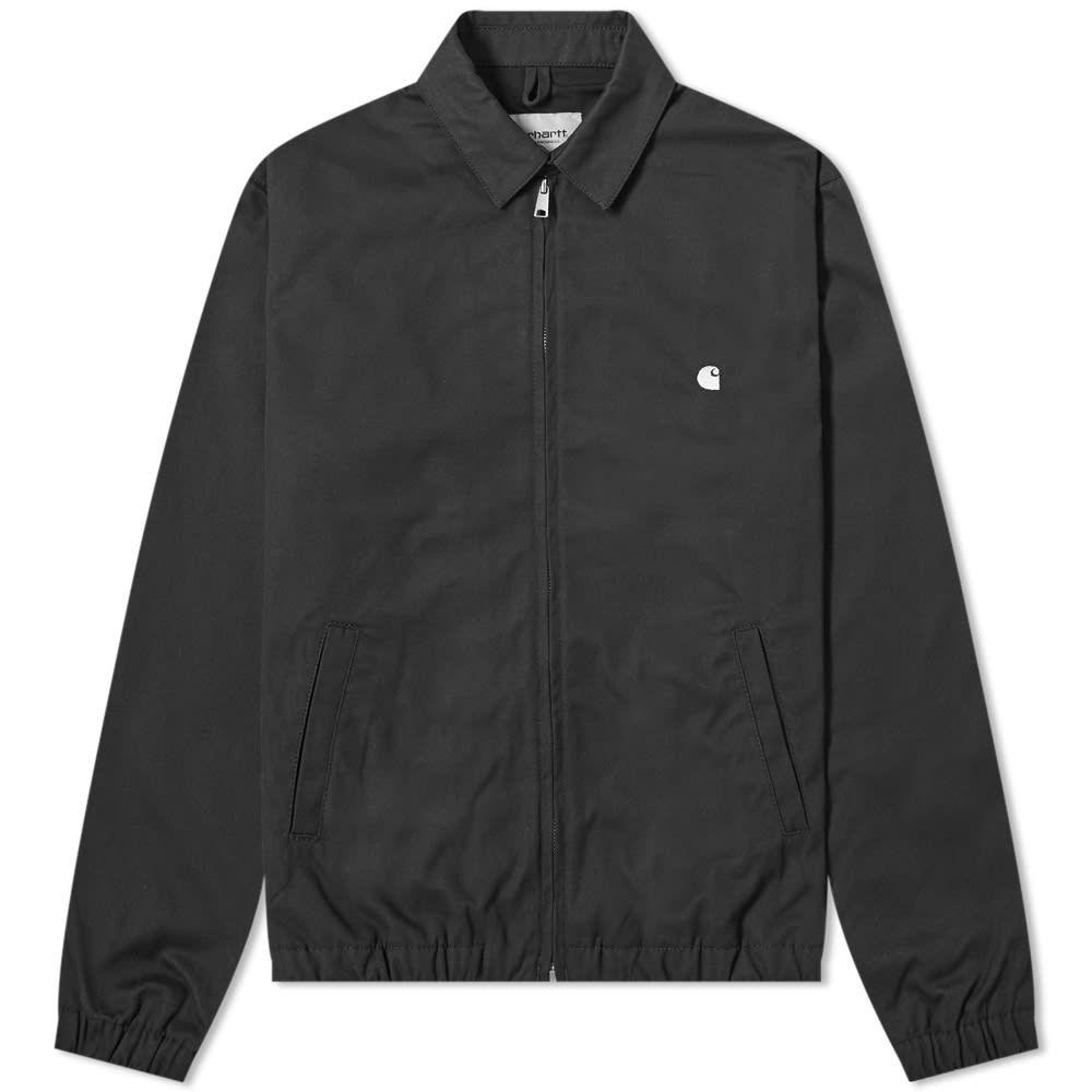 カーハート Carhartt WIP メンズ ジャケット アウター【carhartt madison jacket】Black/White
