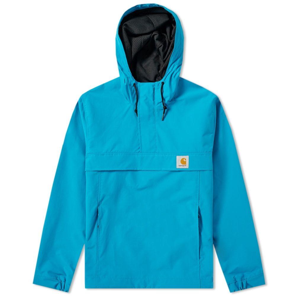 カーハート Carhartt WIP メンズ ジャケット アウター【carhartt nimbus pullover jacket】Pizol