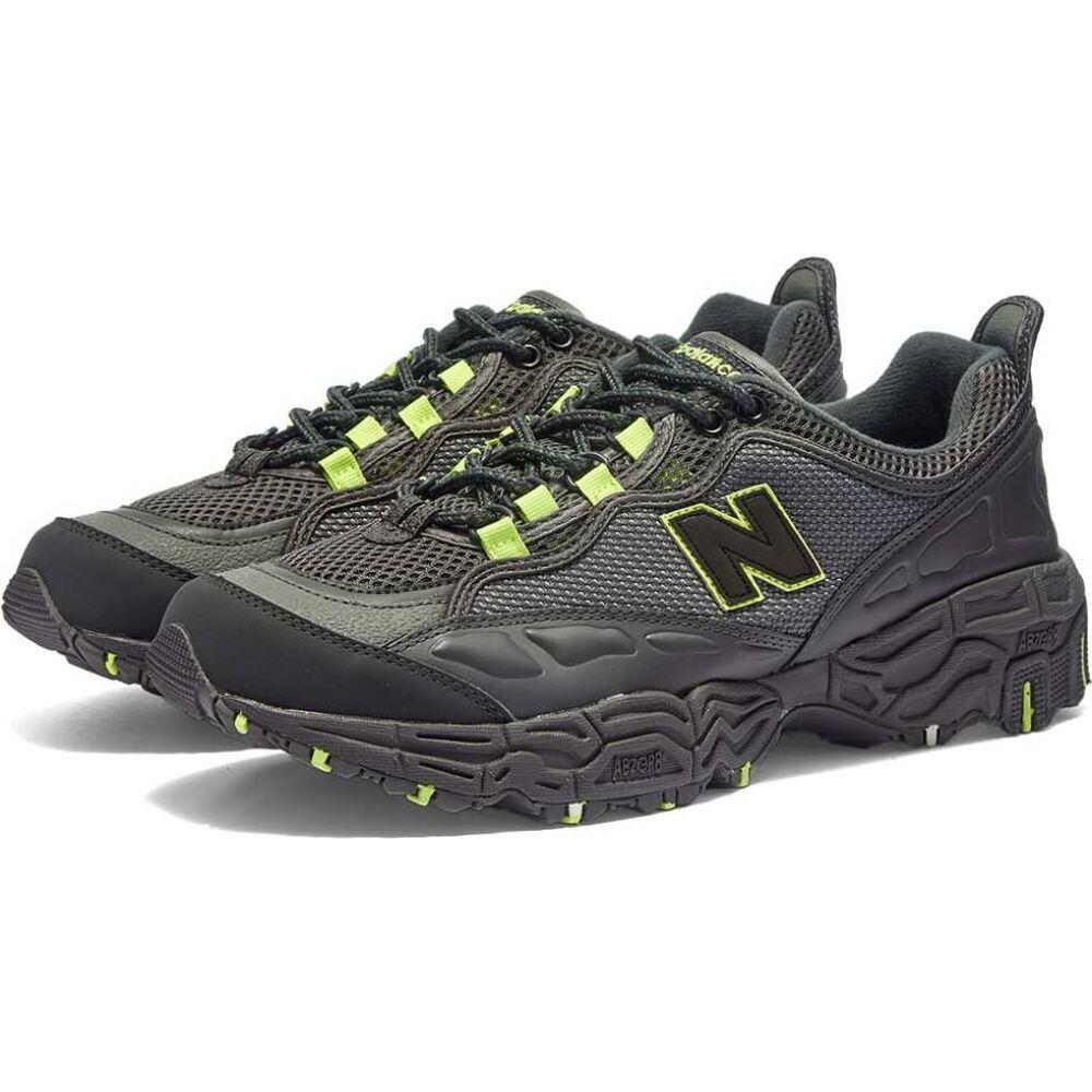 ニューバランス New Balance メンズ スニーカー シューズ・靴【ML801NCZ】Black