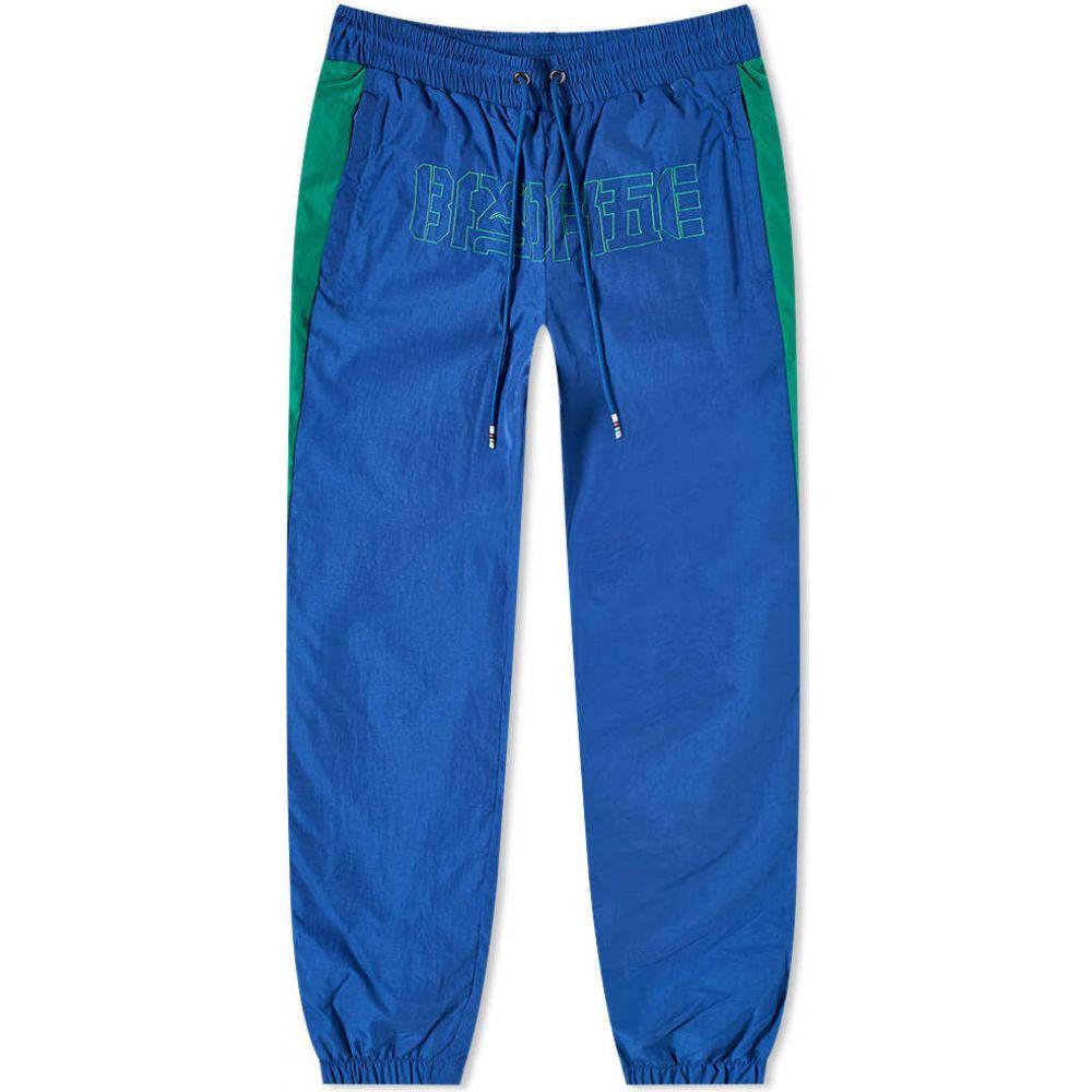 リーニン Li-Ning メンズ スウェット・ジャージ ボトムス・パンツ【Track Pant】Blue