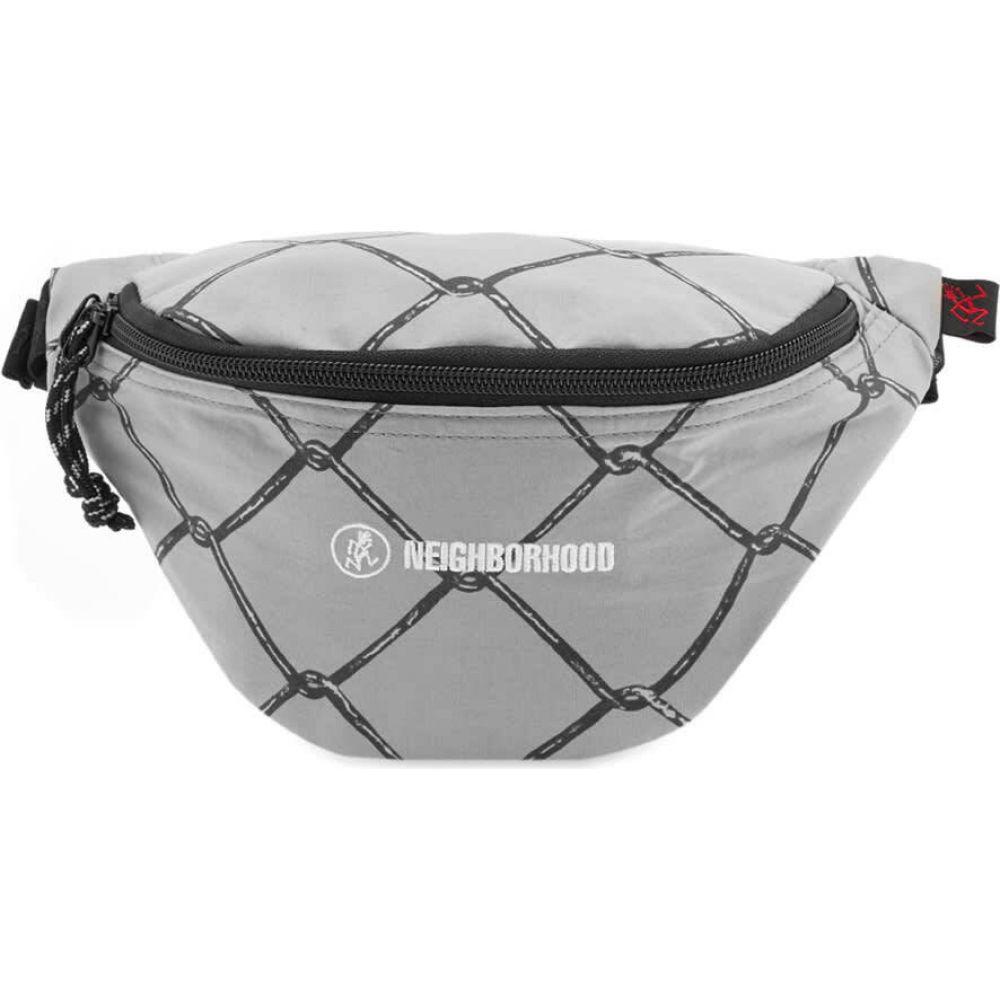 ネイバーフッド Neighborhood メンズ メッセンジャーバッグ バッグ【x Gramicci Wire Luggage Bag】Grey