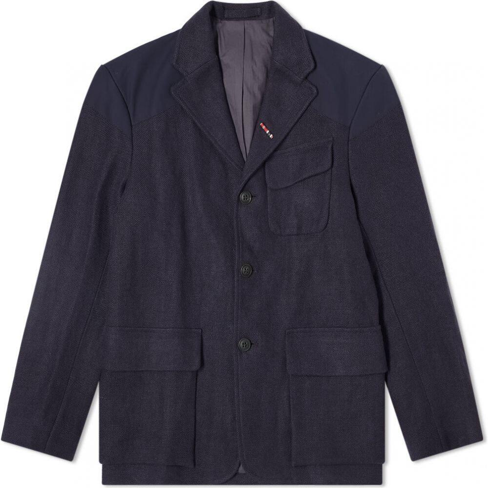 ナイジェルケーボン Nigel Cabourn メンズ ジャケット アウター【Mallory Classic Jacket】Black Navy