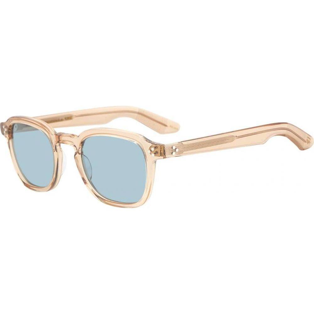 モスコット Moscot メンズ メガネ・サングラス 【Momza Sunglasses】Blue/Cinnamon