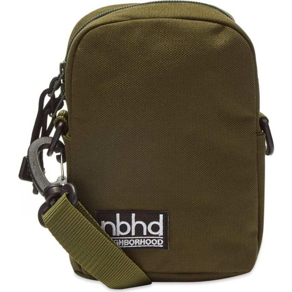 ネイバーフッド Neighborhood メンズ メッセンジャーバッグ バッグ【Shoulder Bag】Olive Drab