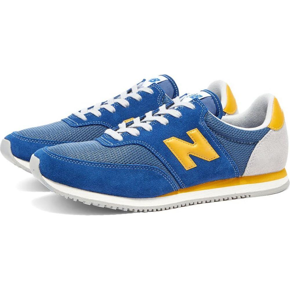 ニューバランス New Balance メンズ スニーカー シューズ・靴【MLC100CF】Blue/Yellow