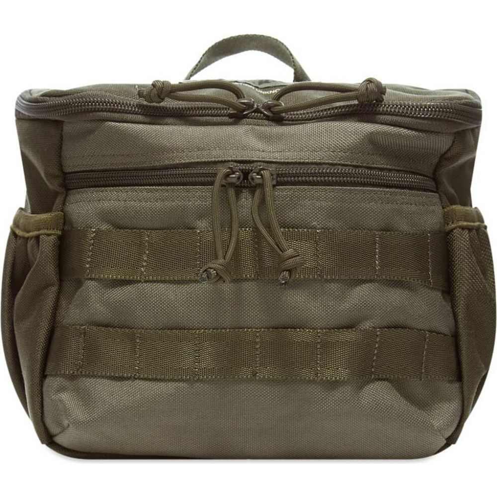 リベレイダース Liberaiders メンズ ショルダーバッグ バッグ【Travelin Soldier Shoulder Bag】Olive