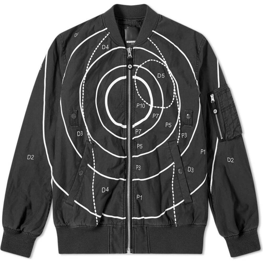 ネイバーフッド Neighborhood メンズ ジャケット アウター【TGT-1 Jacket】Black