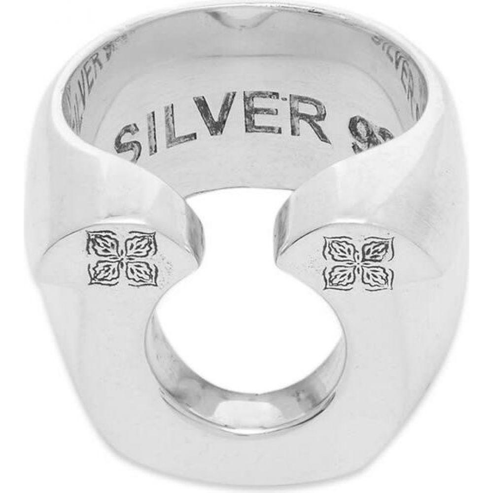 メープル Maple メンズ 指輪・リング ジュエリー・アクセサリー【Horseshoe Ring】Silver