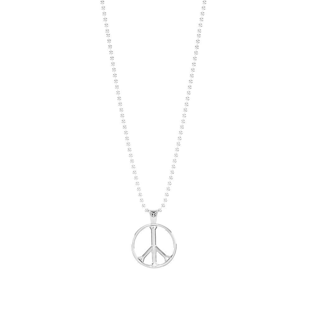 メープル Maple メンズ ファッション小物 【Peace Chain】Silver