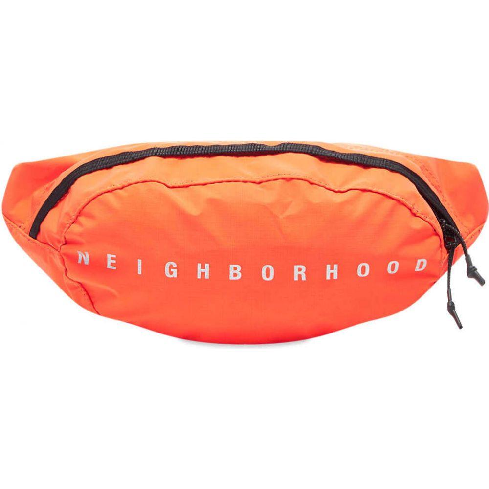 ネイバーフッド Neighborhood メンズ ショルダーバッグ バッグ【Stroll Bag】Orange