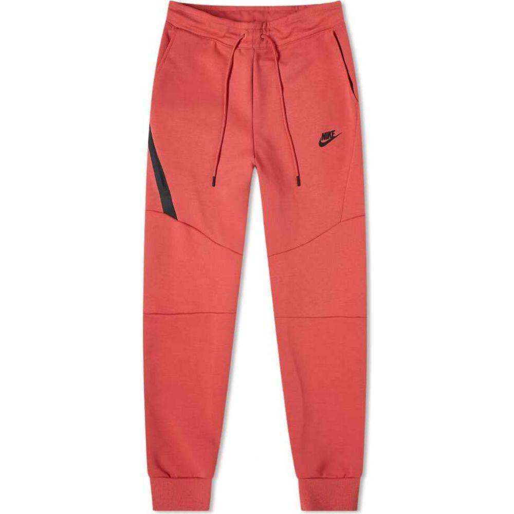 ナイキ Nike メンズ ジョガーパンツ ボトムス・パンツ【Tech Fleece Jogger】Pueblo Red