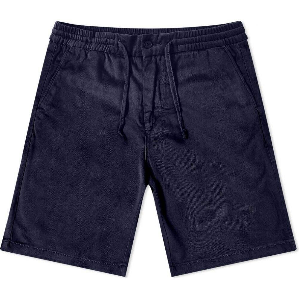 NN07 メンズ ショートパンツ ボトムス・パンツ【Seb Drawstring Short】Navy Blue