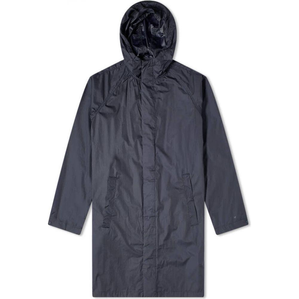 ノースプロジェクト Norse Projects メンズ レインコート アウター【Elias Light Rain Jacket】Dark Navy