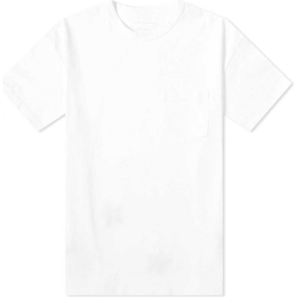 ソフネット SOPHNET. メンズ Tシャツ トップス【Star Embroidery Tee】White