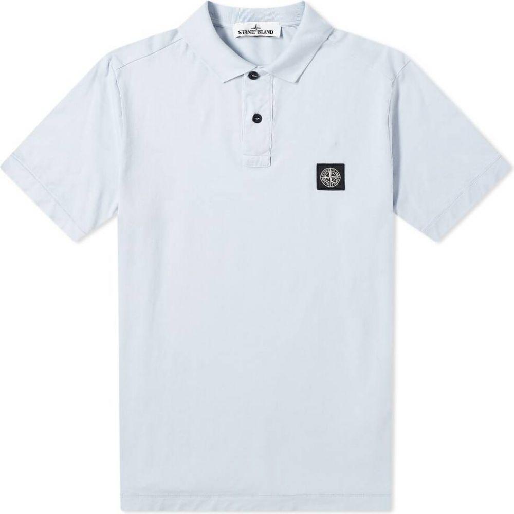 ストーンアイランド Stone Island メンズ ポロシャツ トップス【Jersey Polo Shirt】Sky Blue