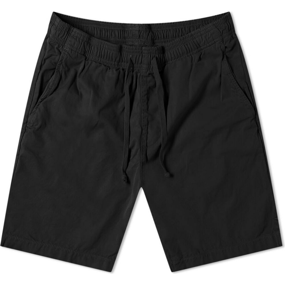 セーブカーキユナイテッド Save Khaki メンズ ショートパンツ ボトムス・パンツ【Light Twill Easy Short】Black