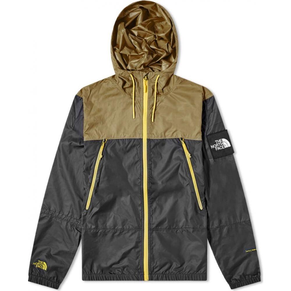 ザ ノースフェイス The North Face メンズ ジャケット マウンテンジャケット アウター【1990 Seasonal Mountain Jacket】TNF Black/Taupe Green