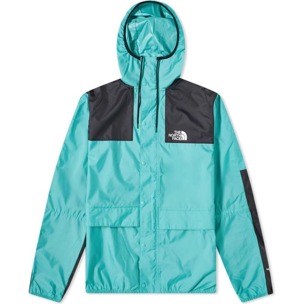 ザ ノースフェイス The North Face メンズ ジャケット マウンテンジャケット アウター【1985 Seasonal Mountain Jacket】Lagoon/TNF White