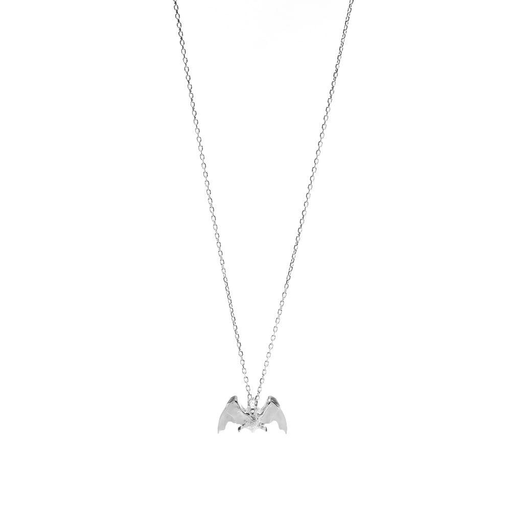 アンダーカバー Undercover メンズ ネックレス ジュエリー・アクセサリー【Bat Necklace】Silver