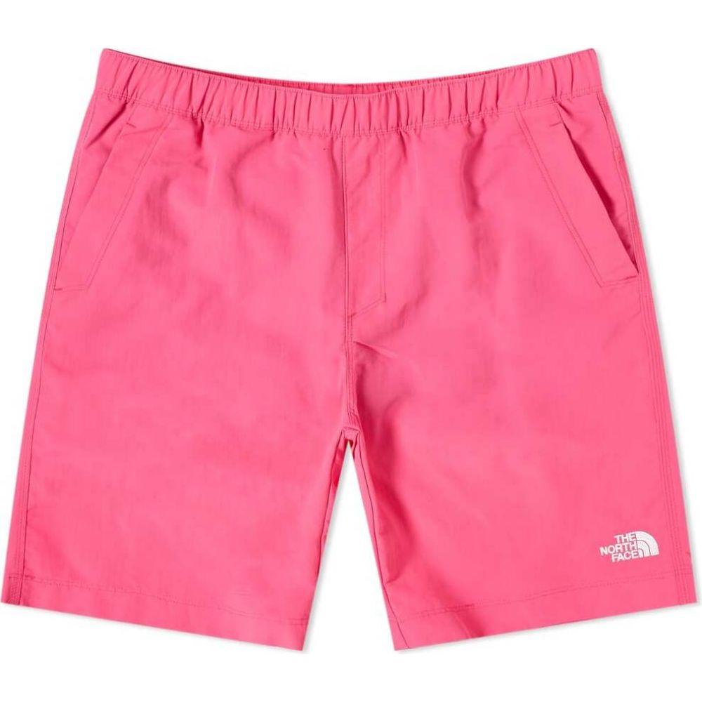 ザ ノースフェイス The North Face メンズ ショートパンツ ボトムス・パンツ【Classic V Water Short】Mr Pink