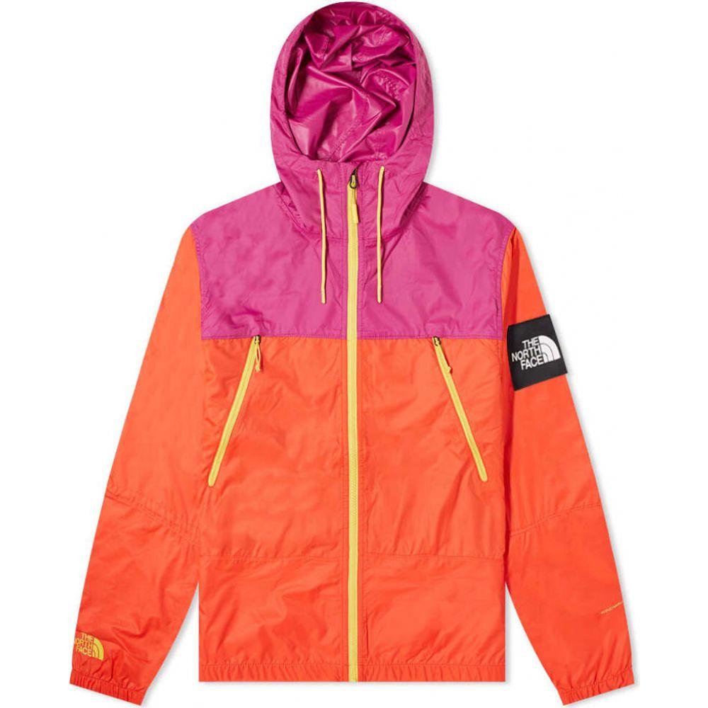 ザ ノースフェイス The North Face メンズ ジャケット マウンテンジャケット アウター【1990 Seasonal Mountain Jacket】Fiery Red/Purple