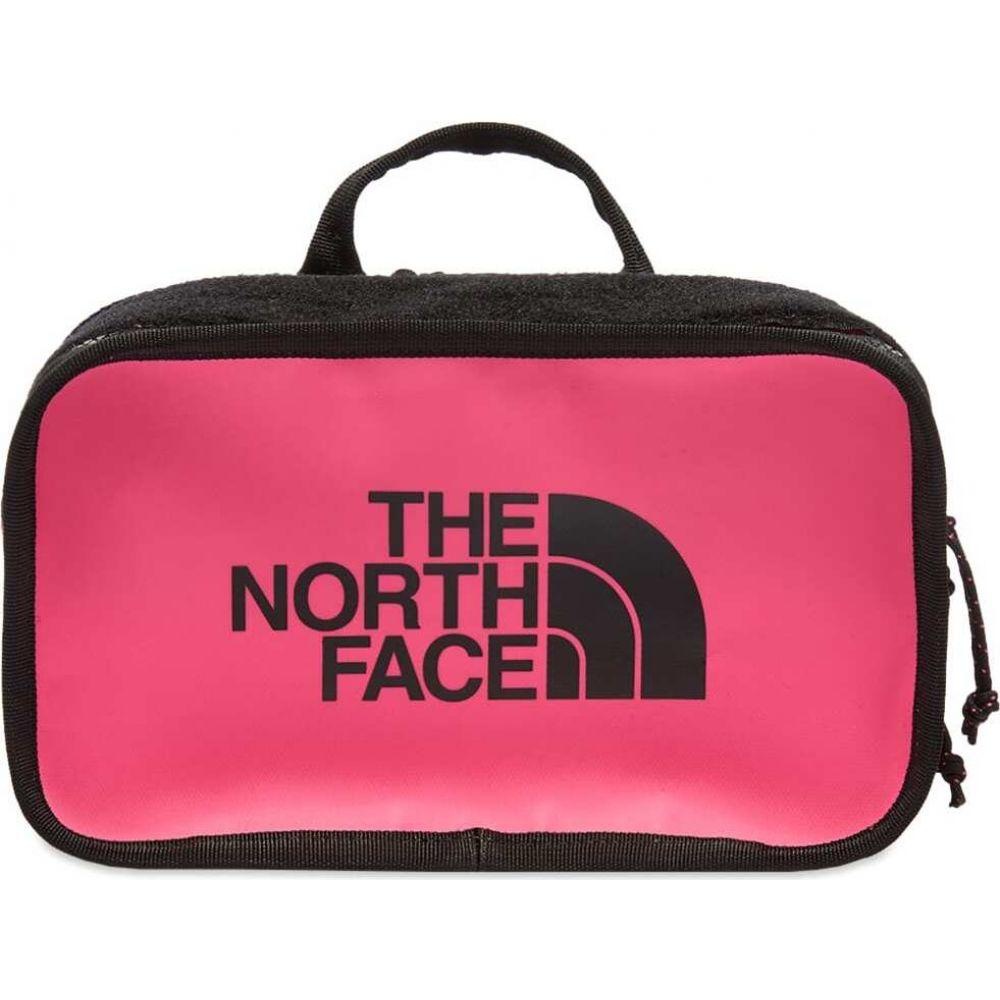 ザ ノースフェイス The North Face メンズ ボディバッグ・ウエストポーチ バッグ【Explore BLT Waist Bag】Mr. Pink/TNF Black